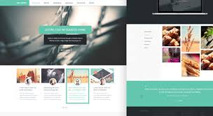 professional business website templates free download 20 free