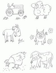 woodland animal pictures coloring home