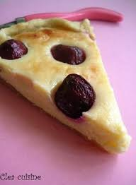 clea cuisine tarte citron tarte honteuse aux cerises recette ptitchef