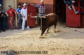 carrera del toro enmaromado 2016