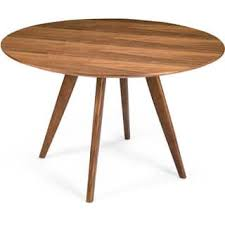 round walnut dining table walnut finish kitchen dining room tables for less overstock com