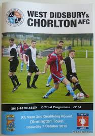 Fa Vase Prize Fund Two Men In Search Of The Beautiful Game October 2015