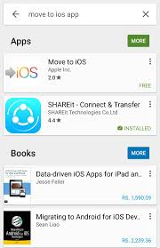 apple to android transfer to transfer android data to ios 9
