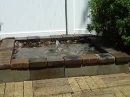 home design cinder block water garden bath designers home