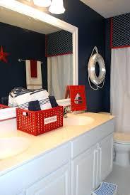 nautical bathrooms decorating ideas decoration ideas for bathrooms boys white blue nautical