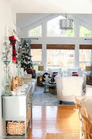 Home Makeover Our Living And Dining Room A Cup Of Jo by Classic Christmas Kitchen And Dining Room The Happy Housie