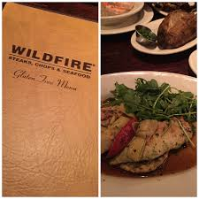 Wildfire Chicago by Gluten Free U0026 Allergy Friendly Chicago A Windy City Weekend