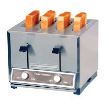 Waring 4 Slice Toaster Review Toastmaster Tp424 4 Slot Toaster 300 Slices Hr W 1 125