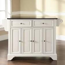 kitchen island with granite granite kitchen islands carts hayneedle