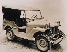 old jeep wrangler military