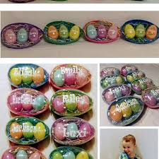personalized easter eggs best personalized jumbo easter egg 3 small personalized easter eggs