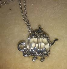 new fashion necklace images New fashion crystal tea pot necklace jewelry accessories in jpg
