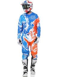 tld motocross helmets troy lee designs blue orange 2015 gp galaxy mx jersey troy lee