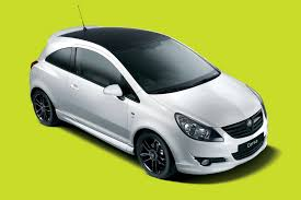 corsa opel 2016 black u0026 white limited edition part ii vauxhall corsa