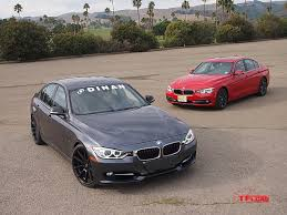 2016 bmw 340i vs dinan bmw 328i the ultimate sports sedan