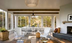 Veranda Interior Design by Veranda Attached To The House Choice Of Materials Design