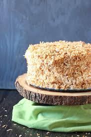 coconut tres leches cake homemade cake recipe with coconut cream
