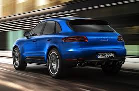 Porsche Macan Blue - porsche macan 10 things you need to know