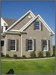 exterior paint color schemes for brick homes roselawnlutheran