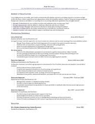 executive assistant resumes examples administrative assistant