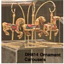 carousel ornaments carol s carousel creations