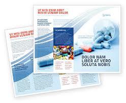 pharmacy brochure template free 13 best photos of brochure ideas free brochure