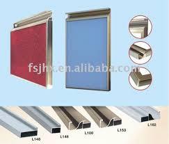 ALUMINUM CABINET DOOR FRAME Cabinet Doors - Stainless steel cabinet door frames