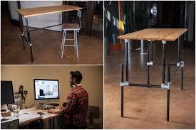 Diy Adjustable Standing Desk Affordable Diy Adjustable Standing Desk Thediapercake Home Trend