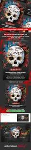 vintage halloween flyer background greeting card designs u0026 templates from graphicriver