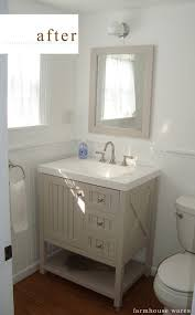 Martha Stewart Bathrooms Farmhouse Musings My Bathroom Makeover