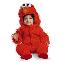 Amazon Halloween Costumes Amazon Elmo Infant Plush Halloween Costume Health U0026 Personal