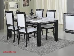 table et chaises de cuisine design 50 génial chaise blanche design salle a manger pour deco cuisine