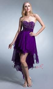 robe violette mariage robe de mariage pas cher courte violet