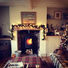 cottage christmas home decorating pinterest cottage