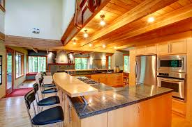 plafond suspendu cuisine plafond suspendu en bois ooreka
