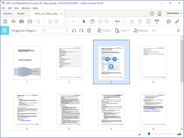 rotate move delete renumber pdf pages adobe acrobat