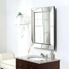 bathroom mirrors medicine cabinets recessed u2013 gilriviere