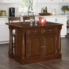 oak kitchen islands home styles americana distressed cottage oak kitchen island with