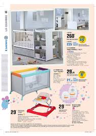 chambre bébé leclerc e leclerc spécial bébé cataloguespromo com