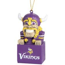 minnesota vikings decorations gift bags ornaments