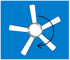 what direction for ceiling fan in winter ceiling fan direction summer and winter