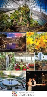 Oklahoma City Botanical Garden Luxe Location Myriad Botanical Gardens