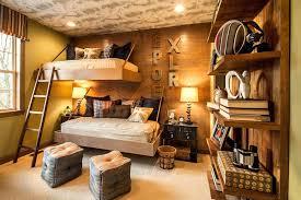 chambre enfant original lit d enfant original suspendu ameublement chambre design