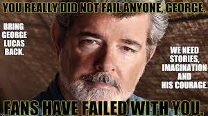 Lucas Meme - george lucas memes imgflip
