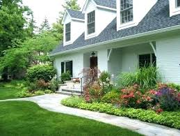 Small Terraced House Front Garden Ideas Front Of House Garden Simple Landscaping Designs Front House