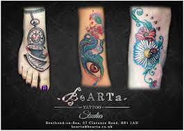 bearta tattoo studio essex southend tattoo piercing and henna