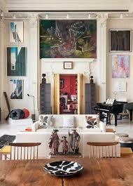 cuisine interiors luxury and artful interiors of a york loft york design agenda