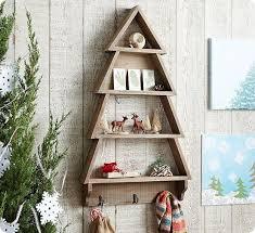 tree wall shelf