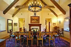 Santa Fe Interior Design Su Casa Southwestern Homes