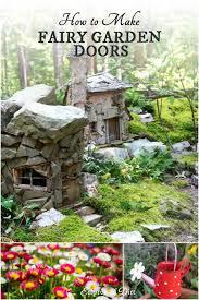 fairy garden doors tips tutorials u0026 resources empress of dirt